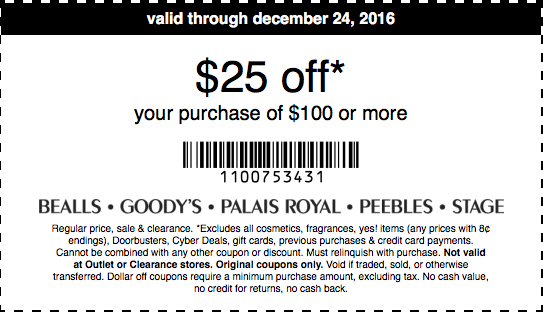 Jul 13,  · Printable Coupon: Print these Peebles coupons to get a 30% discount on your entire purchase or 40% off when you pay with your store card. 20% Off Sitewide + 50% Off Clearance Online: Apply Peebles coupon code: (20% Off) Or 50CLR (50% off /5(19).